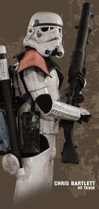TK409.com Do-It-Yourself Star Wars Props - Stormtrooper Costume Armor TK-409 & TK409.com Do-It-Yourself Star Wars Props - Stormtrooper Costume ...
