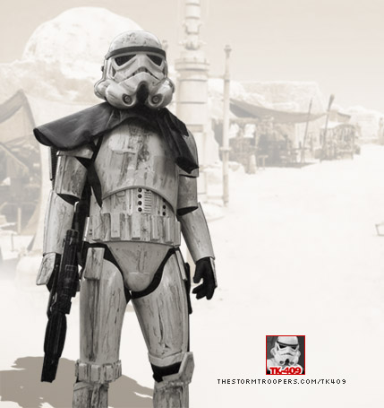 Tk409 do it yourself star wars props stormtrooper costume tk409 do it yourself star wars props stormtrooper costume armor tk 409 solutioingenieria Gallery